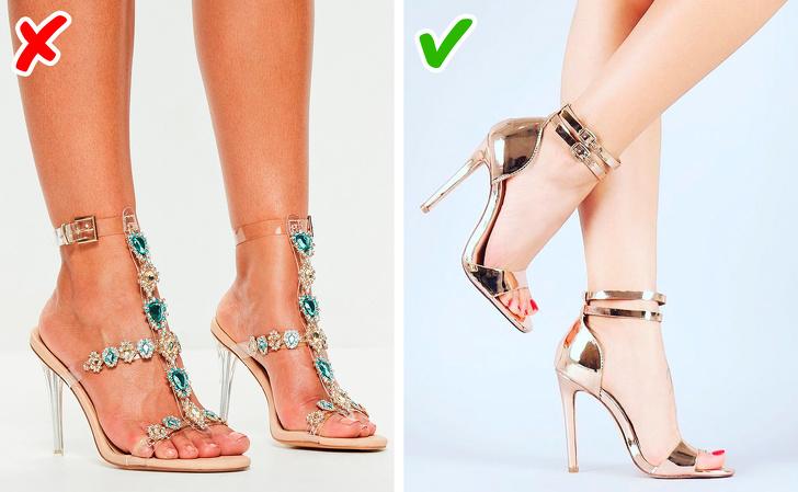 9 причин, из-за которых дорогая обувь может выглядить дешево