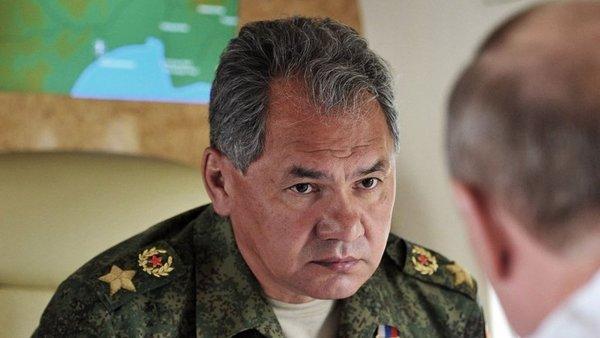 """Шойгу: """"Войны с Украиной не …"""