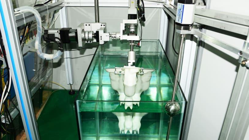 Израильские учёные превратили аквариум с водой в 3D-сканер