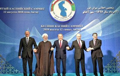 Путин и Роухани поговорили о мире в Сирии