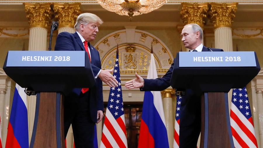 Трамп может слушать, но сохраняет свое мнение по многим вопросам, но США и Россия на правильном пути-Путин