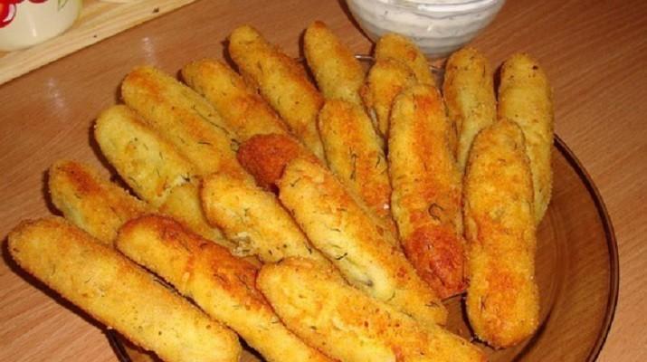 Обалденные картофельные палочки