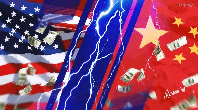 Китай и США намерены возобновить торговые переговоры в августе