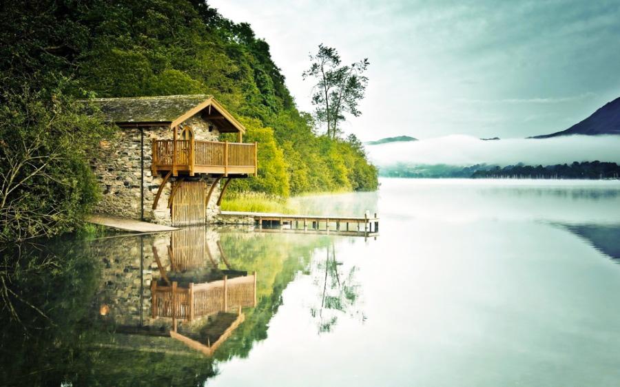 Мечта интраверта — великолепнейшие жилища для любителей уединения