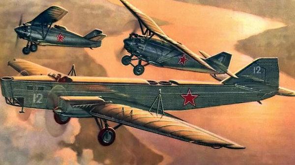 """""""Летающие авианосцы"""": как СС…"""