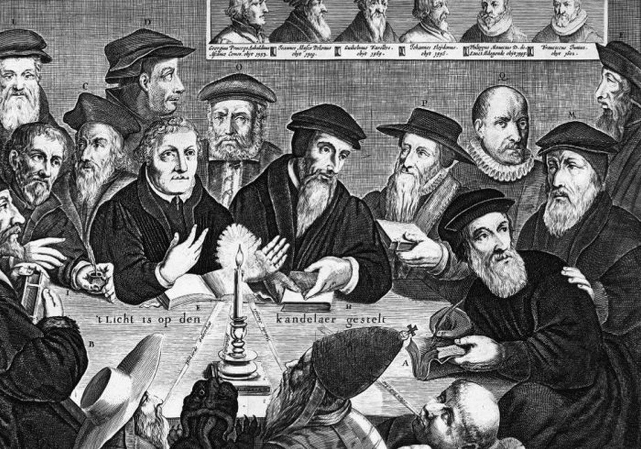 Идея «национальной церкви» появилась на Западе