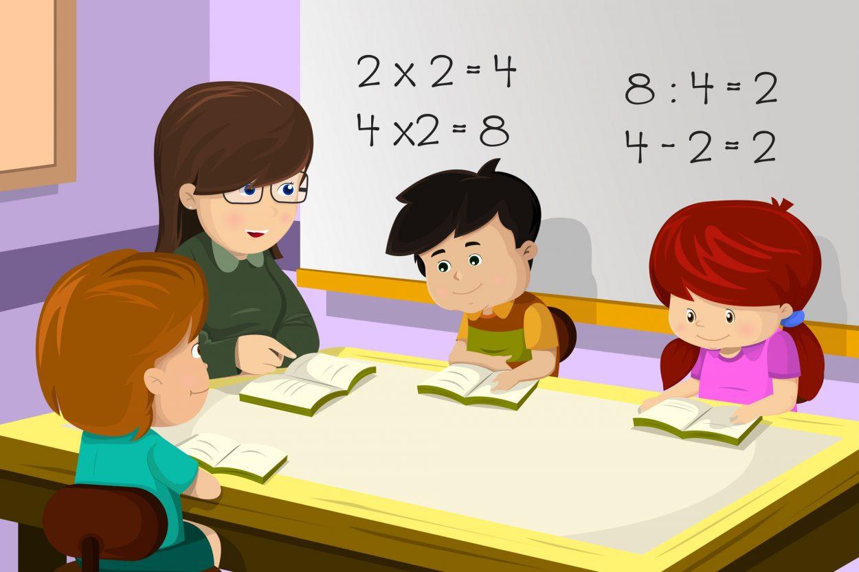 Анекдот про Вовочку, сумевшего обмануть учительницу математики