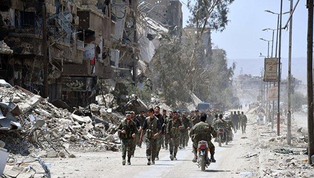 Новости Сирии. Сегодня 26 мая 2018
