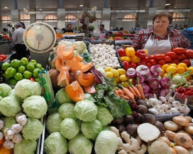 Фрукты и овощи подешевеют на 80%