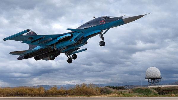 Мир увидел, что значит бороться с терроризмом: Ровно два года назад началась операция ВКС РФ в Сирии