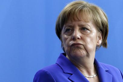 Неприязнь Меркель к русским объяснили украденным велосипедом