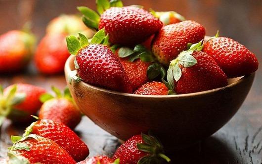 Как есть клубнику и оставаться здоровыми
