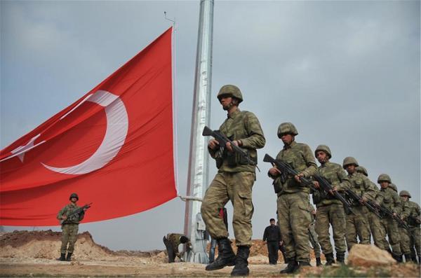 Турция намерена создать военную базу в Сирии