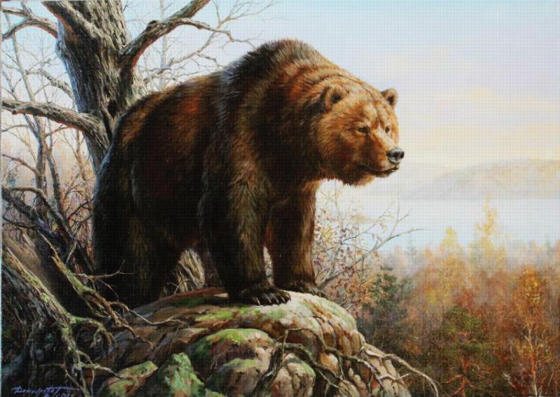 Удивительные животные художника-анималиста  Татьяны Данчуровой