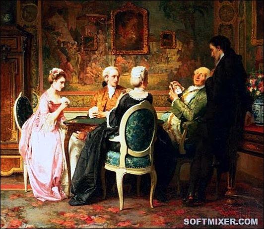 Как князь Голицын жену в карты проиграл
