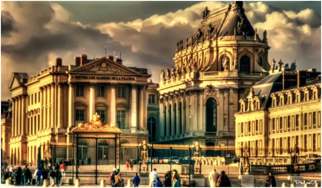 """Как появился Версаль -  великолепный дворец """"короля-солнце"""", в котором не было ни одного туалета"""