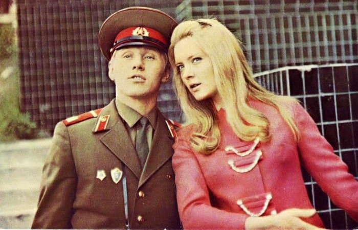 Семен Морозов в роли ефрейтора Збруева | Фото: zina-korzina.livejournal.com