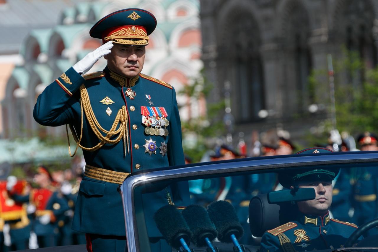 Награды Шойгу – за что и чем награжден в Министерстве обороны