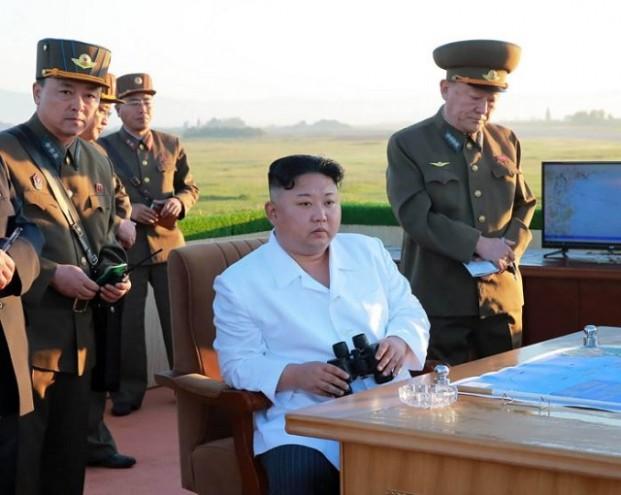 Ким Чен Ын приказал военным КНДР быть готовыми к удару по США