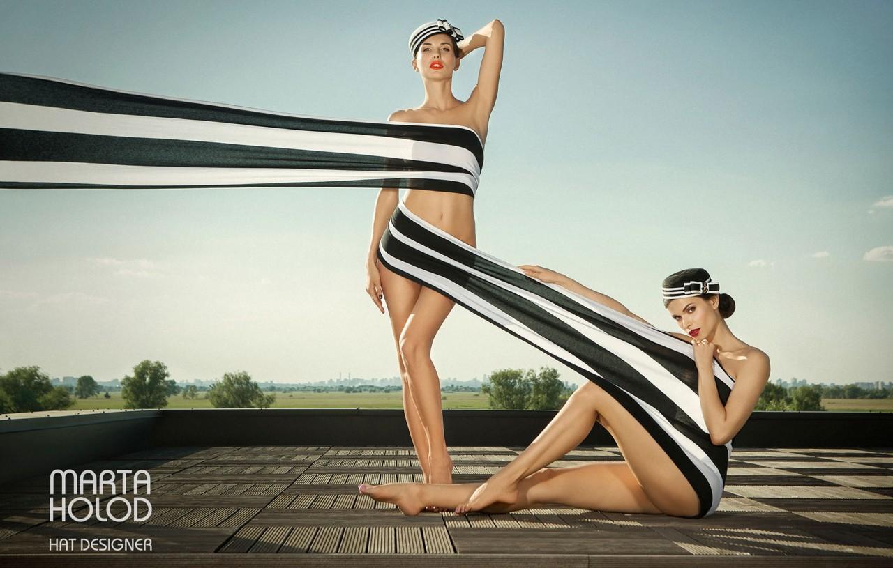 Elena Polianychko and Kateryna Antonenko by Tatyana Kizeeva / Marta Holod summer 2018