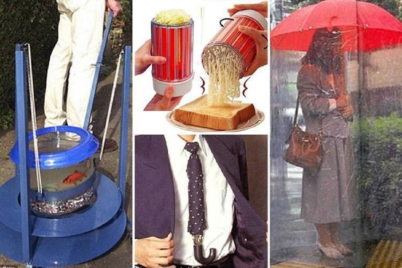 Самые безумные японские изобретения