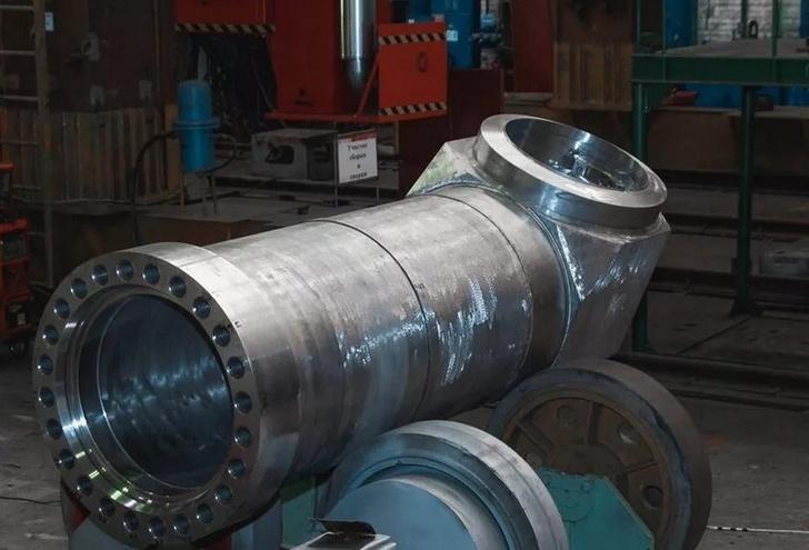В Атомэнергомаше изготовлены гидрокамеры для второго серийного ледокола «Урал»