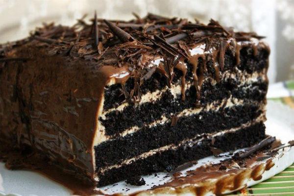 Шоколадный торт «Арабские сказки» — простой рецепт в домашних условиях