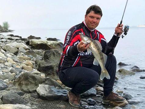 Сюрпризы рыбалки в Волгоградской области