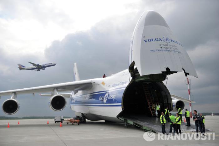 Россия прекращает осуществлять для альянса авиаперевозки грузов военного назначения