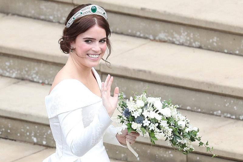 Секреты свадебного макияжа принцессы Евгении