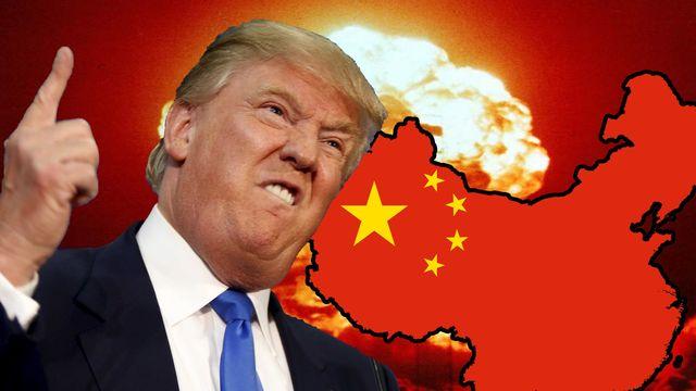 Трамп и РСМД — целили в Кита…