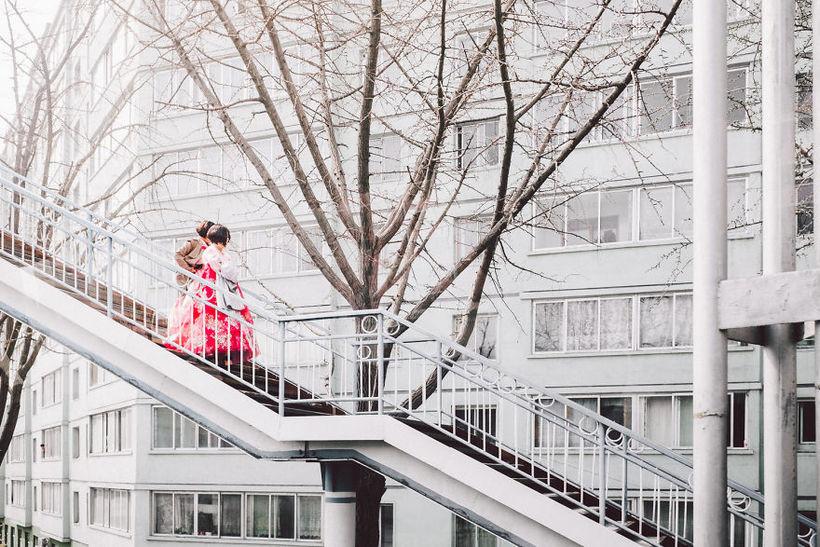 Фотограф-фрилансер отправился в путешествие по Северной Корее. Вот что он там увидел