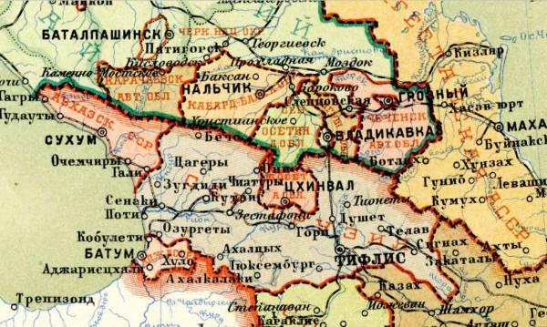 Притча о Грузии и грузинах