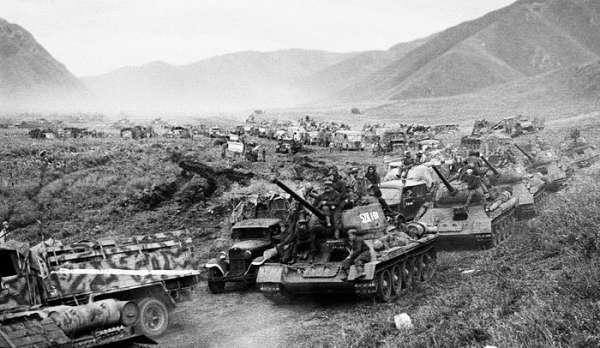 Блицкриг в Манчжурии: как СССР за 10 дней разбил армию самураев