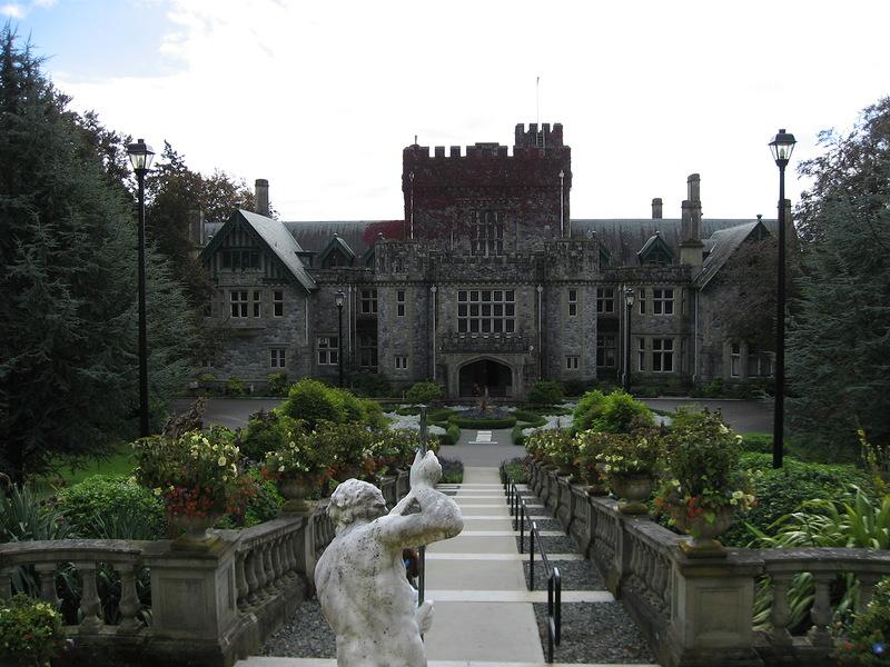 Сады замка Хэтли, Канада