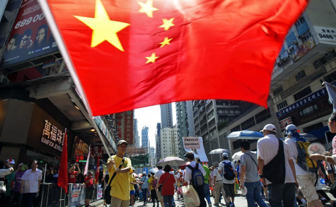 Пока Китай строит океанские …