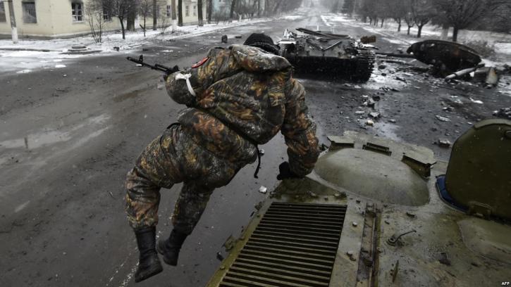 Войска армии ДНР приведены в полную боеготовность в Донбассе