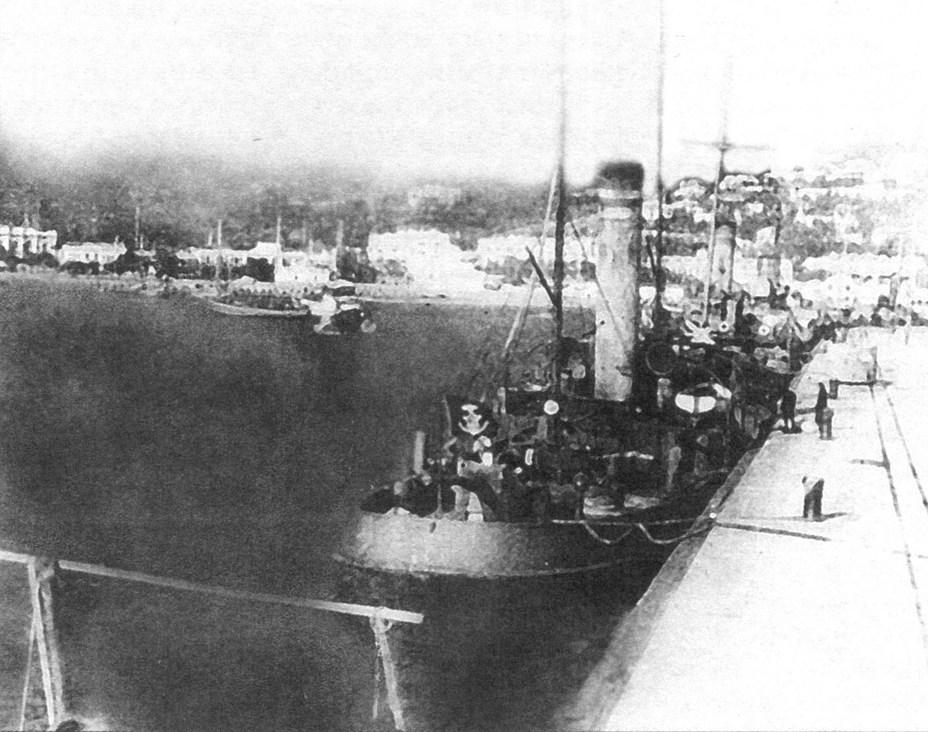 Год 1920-й: битва за Азовское море. Часть 3