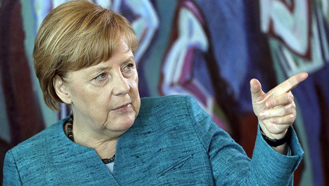 Удар под дых США: Меркель заступилась за «Северный поток-2»