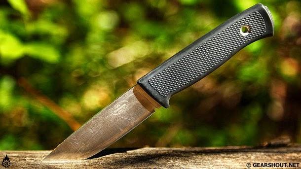 Заточка ножа в экстремальных условиях