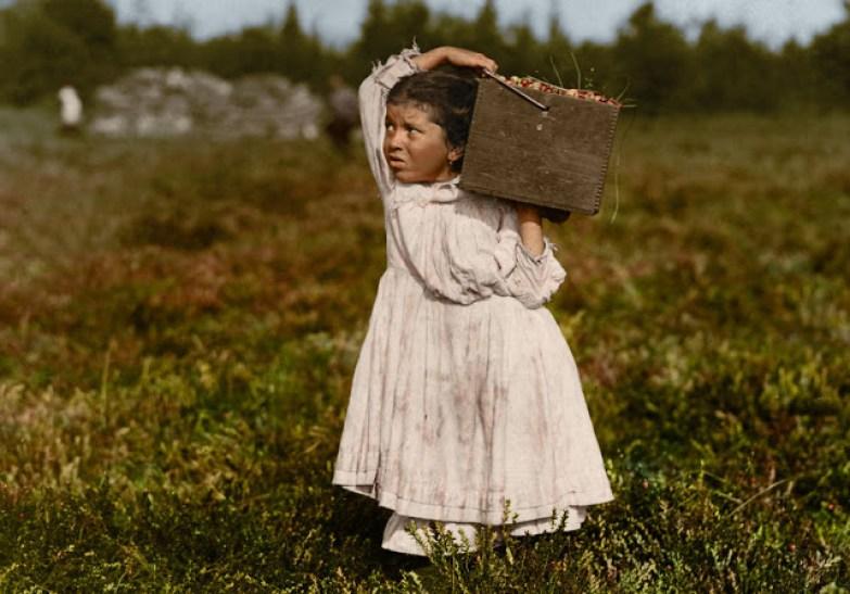 Детский труд в начале 20-го …