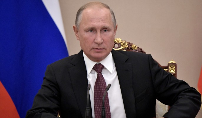 Путин пошел на крайние меры …