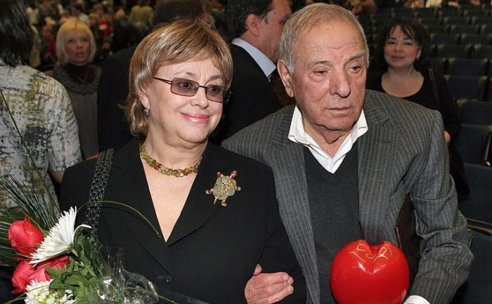 Пётр и Мира Тодоровские — скоропалительная свадьба в чужой квартире и полвека счастья на двоих