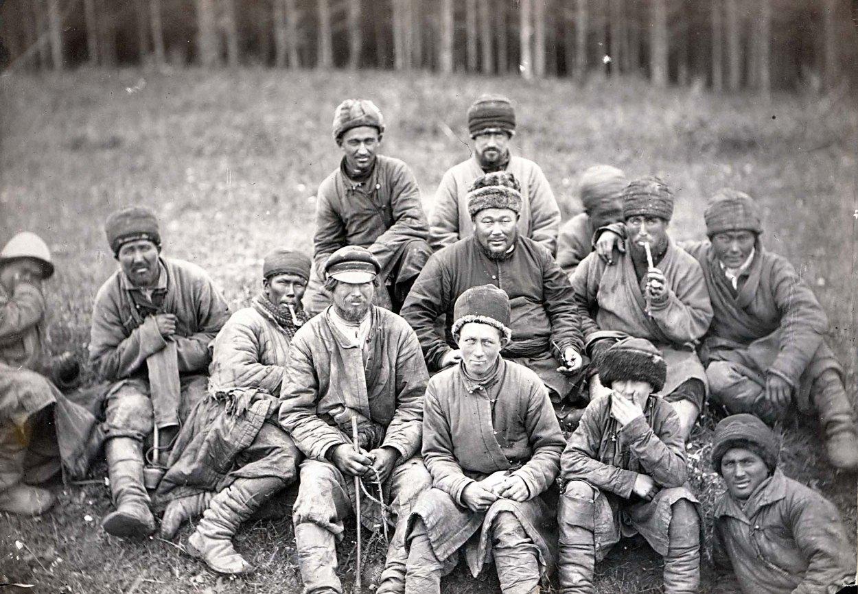 Дореволюционная Россия на фотографиях. Тюрьмы и каторжане