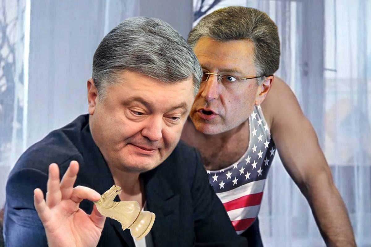 Украинская государственность – равно как и жизнь Порошенко – теперь не стоит и ломаного гроша