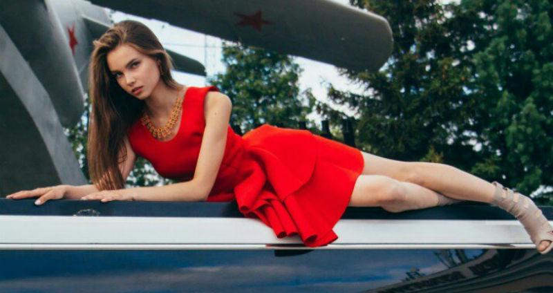 Какая она, новая «Мисс Россия» из Чувашии: инстаграм 18-летней Юлии Полячихиной