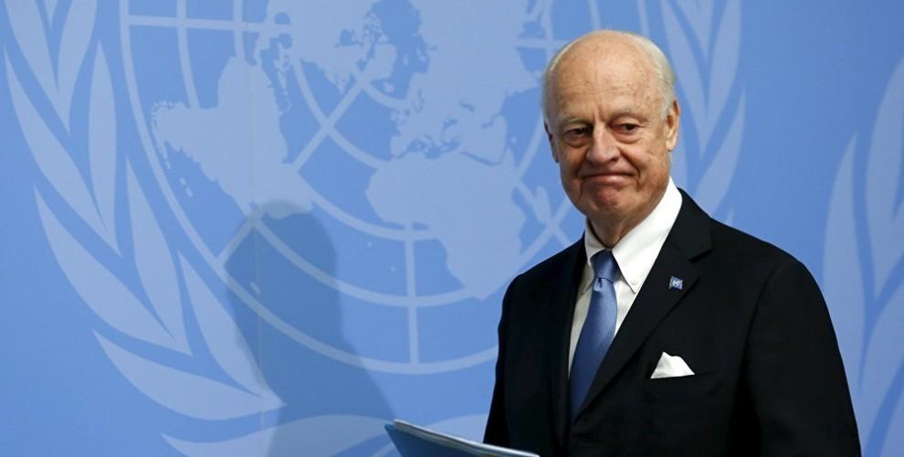 В ООН перестановки: спецпосланник по Сирии уходит в отставку