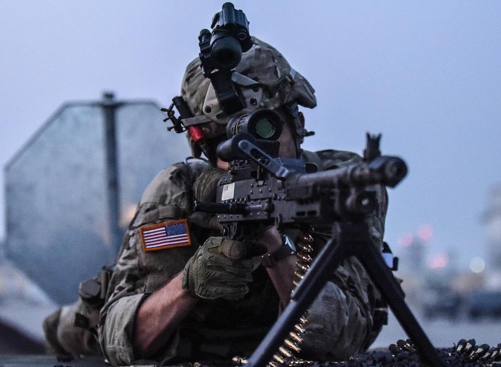 700 военных США останутся в …