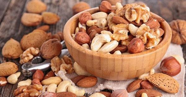 Какие орехи могут навредить женскому организму