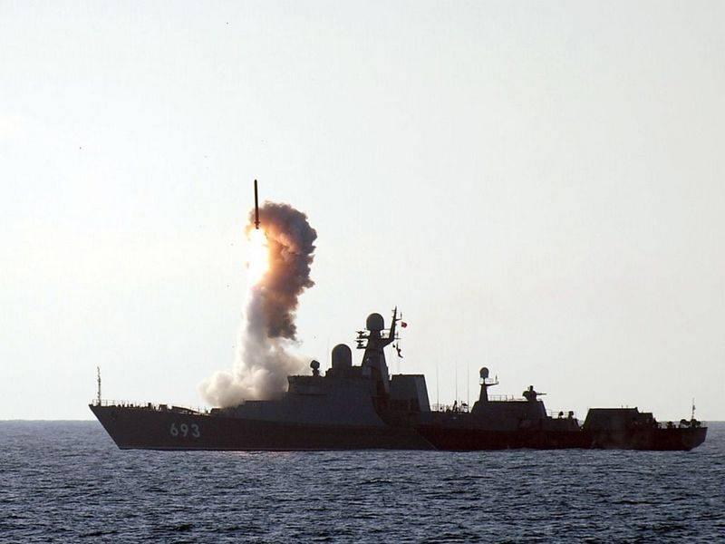 """Россия опять """"закрывает"""" Восточное Средиземноморье"""